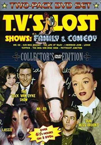 Tv's Lost Episodes Family Come Tv's Lost Episodes Family Come Coll. Ed. Nr 2 DVD