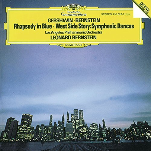 Bernstein Los Angeles Philharm Bernstein West Side Story Sym Import Eu