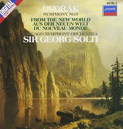 Solti Chicago Symphony Orch. Symphony 9 'new World' Solti Chicago So