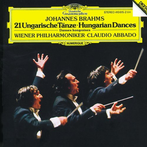 J. Brahms Hungarian Dances