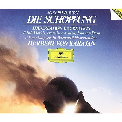 Karajan Vienna Philharmonic Or Haydn Creation Import Eu