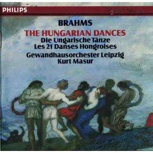 J. Brahms Hungarian Dances 1 21