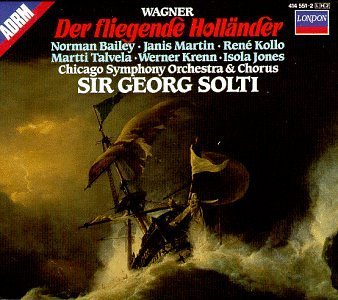 R. Wagner Flying Dutchman Comp Opera