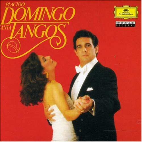 Domingo Placido Domingo Sings Tangos Domingo (ten) Pansera