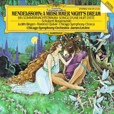 Mendelssohn F. Midsummer Nights Dream