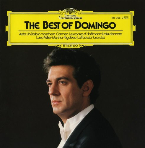 Domingo Placido Best Of Placido Domingo Domingo (ten)