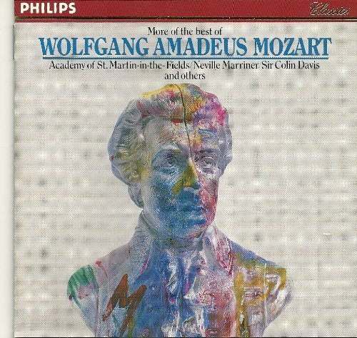 W.A. Mozart More Best Of
