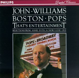 John Williams Pops On Broadway Williams Boston Pops Orch