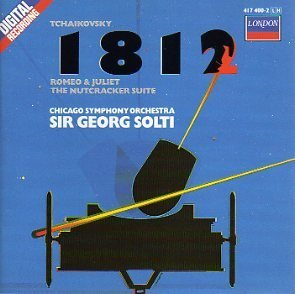 Chicago Symphony Orchestra Sir Georg Solti Tchaikovsky 1812 Overture Romeo & Juliet Fanta