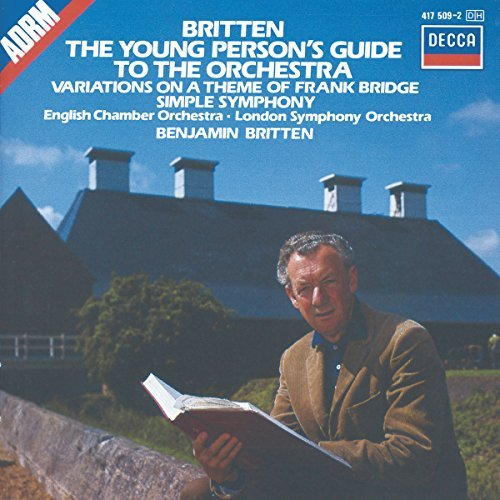 Britten London Symphony Orch. Young Person's Guide To The Or Britten English Co