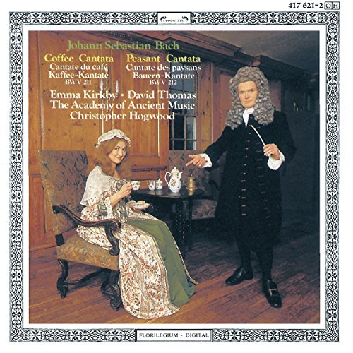 J.S. Bach Cantatas 211 & 212 Import Gbr