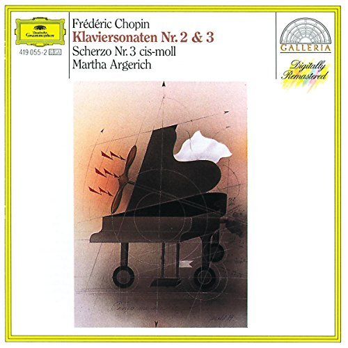 Martha Argerich Chopin Pno Sons 2 & 3 Import Eu