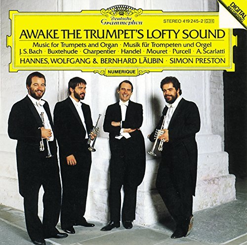 Awake The Trumpet's Lofty Sound (music For Trumpet Awake The Trumpet's Lofty Sound (music For Trumpet