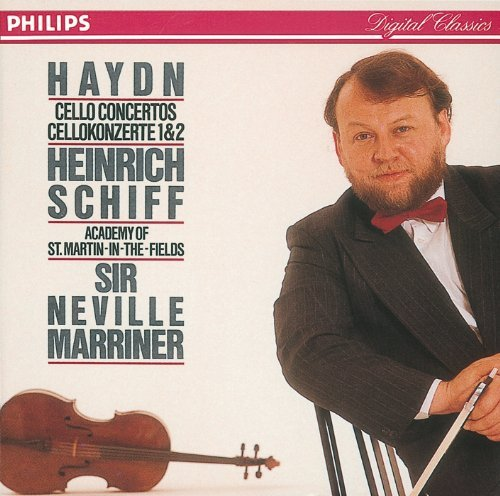 Haydn Schiff Marriner Am Cello Concerti 1 & 2