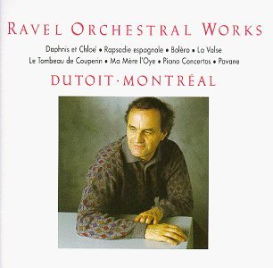 M. Ravel Orchestral Works