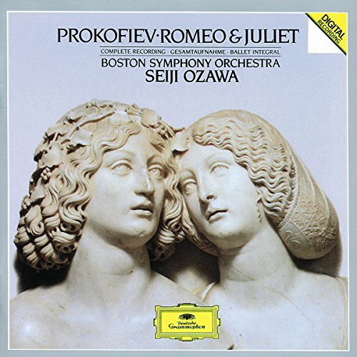 S. Prokofiev Romeo & Juliet Comp 2 CD Ozawa Berlin So