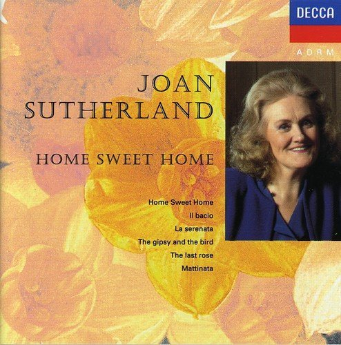 Joan Sutherland Home Sweet Home Import Eu