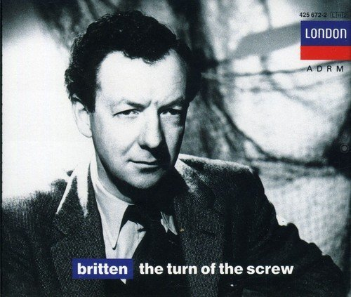 B. Britten Turn Of The Screw Comp Opera Britten English Opera Group Or