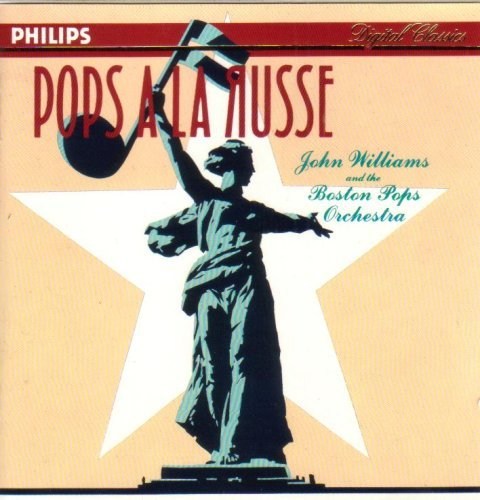 John & The Boston Pops Williams Pops A La Russe