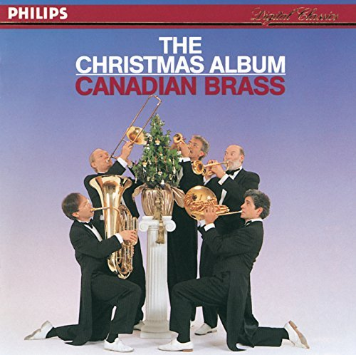 Canadian Brass Christmas Album Canadian Brass