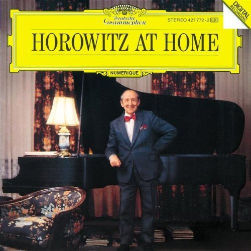 Vladimir Horowitz Horowitz At Home Horowitz (pno)