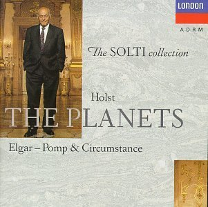 Holst Elgar Planets Pomp & Circumstance Solti London Po