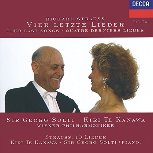 R. Strauss Four Last Songs Songs (13)