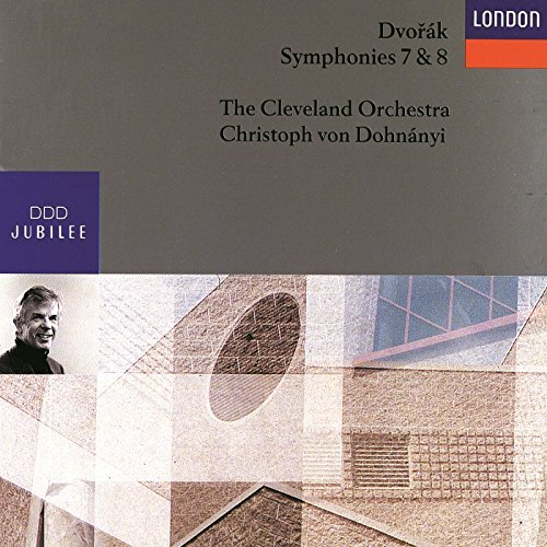 Dohnanyi Cleveland Orch. Symphonies 7 8 Dohnanyi Cleveland Orch
