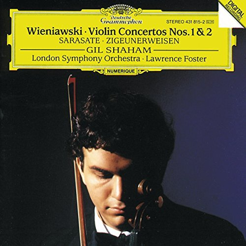 Shaham Foster London Symphony Violin Concerti 1 2 Legende Shaham*gil (vn) Foster London So