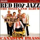 Canadian Brass Red Hot Jazz Dixieland Album Canadian Brass