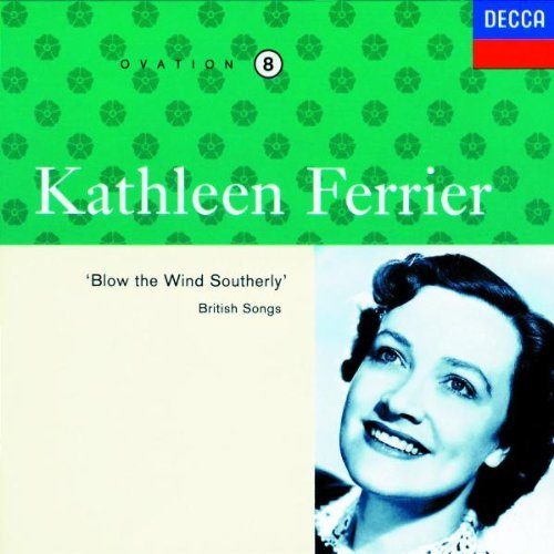Kathleen Ferrier British Songs Import Eu