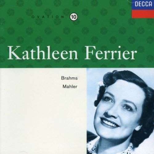 Kathleen Ferrier Vol. 10 Ovation Import Eu