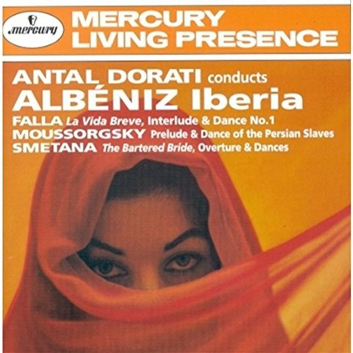 Antal Dorati Conducts Albeniz Moussorgsky & Dorati Minneapolis So