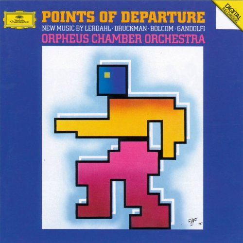 Orpheus Chamber Orchestra Bo Points Of Departure
