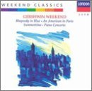 G. Gershwin Rhaps Blue Amer Paris Summerti Katchen (pno) Price (sop) Kertesz & Mehta Various