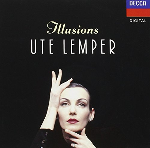 Ute Lemper Illusions Lemper (voice)
