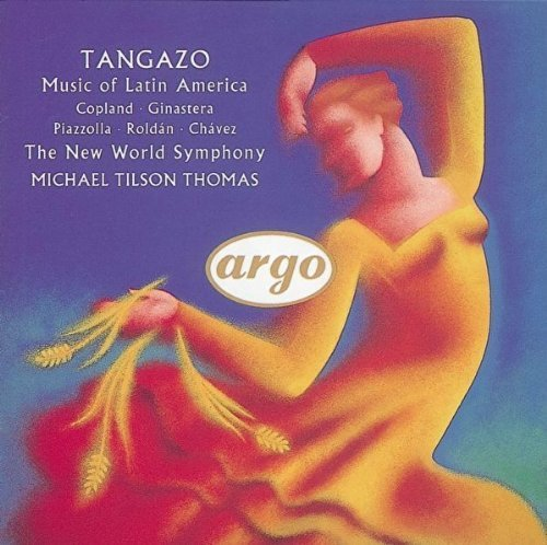Tangazo Tilson Thomas New Music Of Latin America