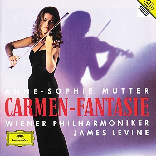 Anne Sophie Mutter Carmen Fantasie Mutter (vn) Levine Vienna Phil