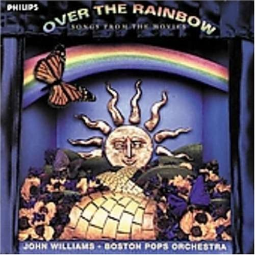 Over The Rainbow Songs From The Movies Williams Boston Pops Orch