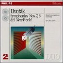 A. Dvorak Sym 7 9 2 CD Set Davis Royal Concertgebouw Orch