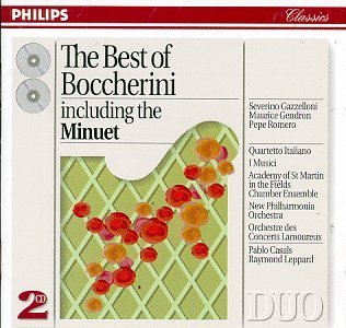 Boccherini L. Best Of Boccherini 2 CD Set Various