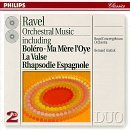 M. Ravel Orchestral Music