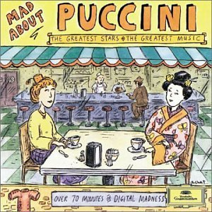 Mad About Puccini Mad About Puccini Various