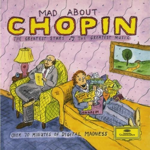 F. Chopin Mad About Chopin Gavrilov Luisada Zimerman &