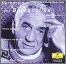 L. Bernstein Arias & Barcarolles Quiet Plac Von Stade (mez) Hampson (bar Thomas London So