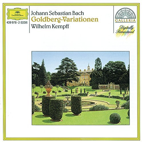 J.S. Bach Goldberg Variations Bwv 988 Import Gbr