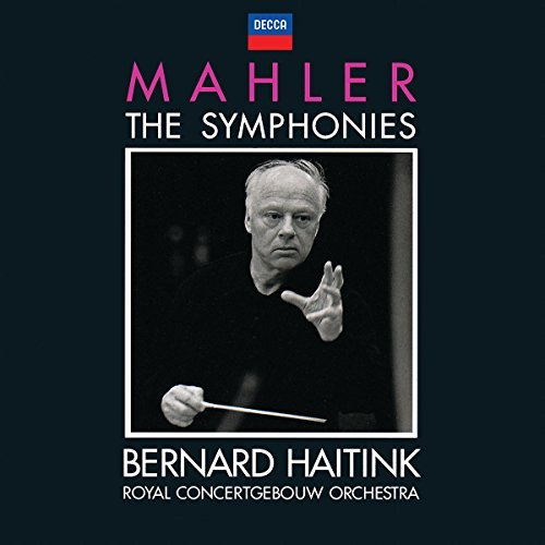 Haitink Royal Concertgebouw Or Mahler Syms Complete Import Gbr
