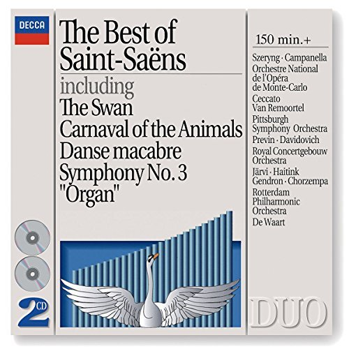 Best Of Saint Saens Best Of Saint Saens Szeryng Krebbers Davidovich & Various