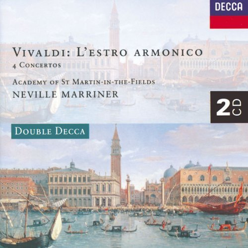 Marriner Academy Of St. Martin L'estro Armonico 2 CD Marriner Asmf