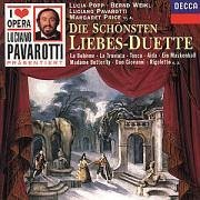 Pavarotti's Opera Made Easy My Favorite Love Duets Pavarotti Sutherland Freni + Various